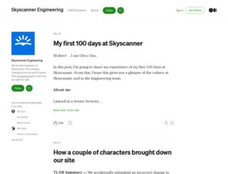 codevoyagers.com screenshot