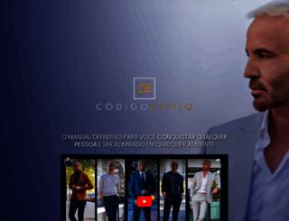 codigoestilo.com.br screenshot