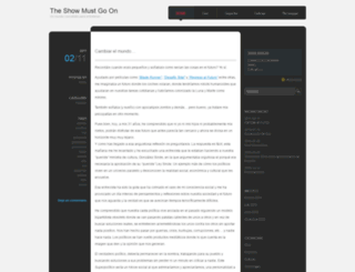 codigoh.wordpress.com screenshot