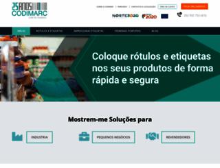 codimarc.pt screenshot