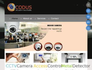 codusecure.com screenshot