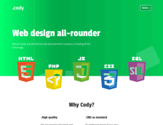 codywd.com screenshot