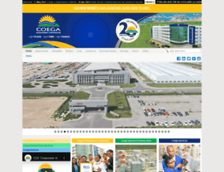 coega.co.za screenshot