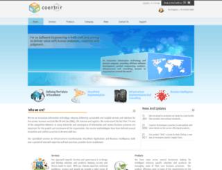 coextrix.com screenshot