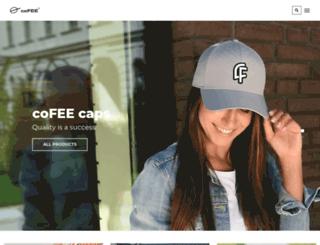 cofee.eu screenshot