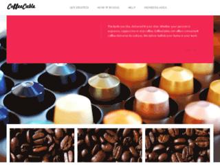 coffeecable.com screenshot