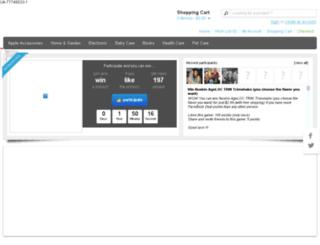 coffeehots.com screenshot