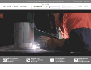 coffeeroasters.com.au screenshot
