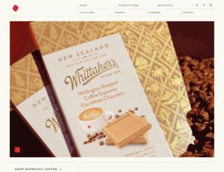 coffeesupreme.co.nz screenshot