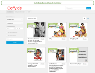 coffy.de screenshot