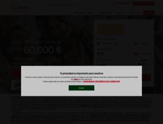 cofidis.es screenshot