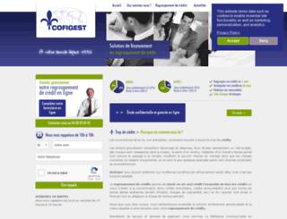 cofigest.fr screenshot