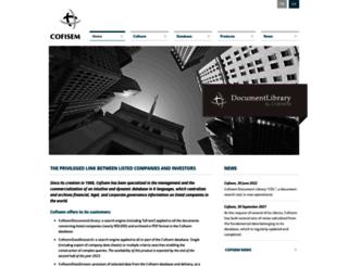 cofisem.com screenshot