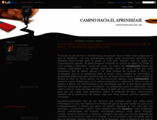 cofradiademaestros.fullblog.com.ar screenshot