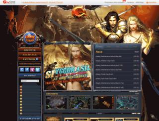 cog.playcomet.com screenshot