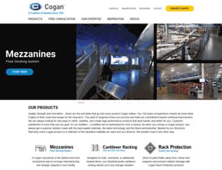 cogan.com screenshot