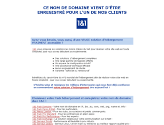 cogar.fr screenshot