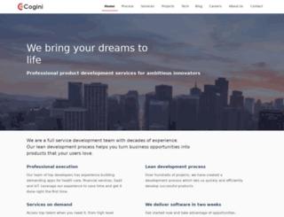cogini.com screenshot