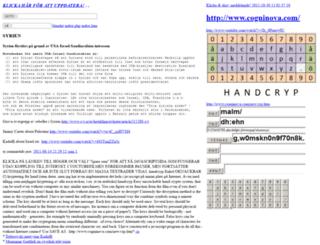 cogninova.com screenshot