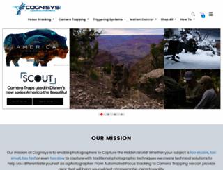 cognisys-inc.com screenshot