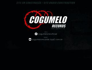 cogumelo.com screenshot