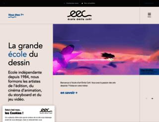 cohl.fr screenshot