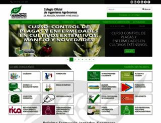 coiaanpv.org screenshot