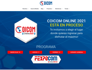 coicom.com screenshot