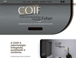 coif.com.br screenshot