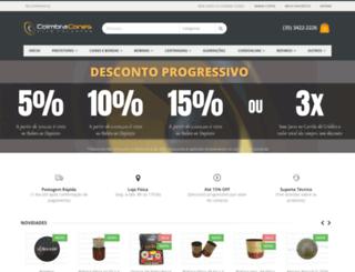 coimbracones.com.br screenshot