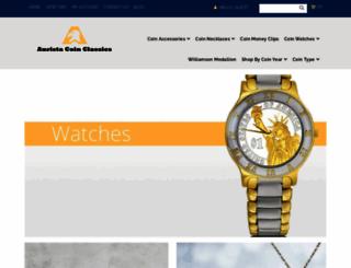 coin-jewelry.com screenshot