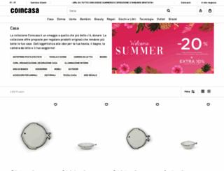 coincasa.it screenshot