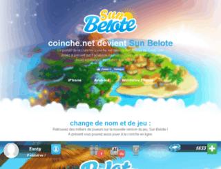 coincheenligne.com screenshot