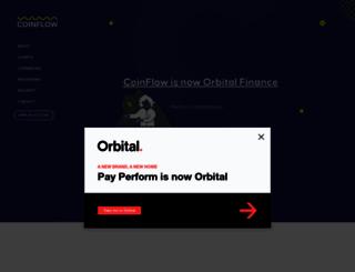 coinflow.co screenshot