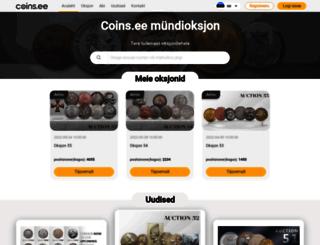 coins.ee screenshot