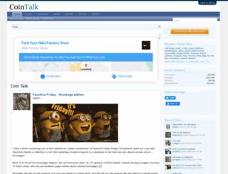 cointalk.com screenshot