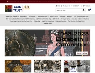 cointrust.co.uk screenshot