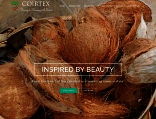 coirtex.co.za screenshot