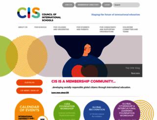 cois.org screenshot