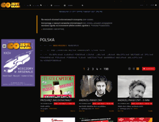 cojestgrane.pl screenshot