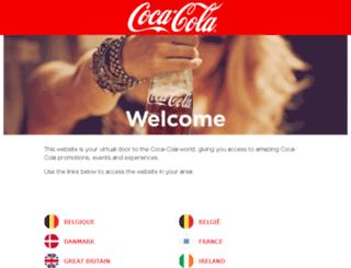 cokezone.com screenshot