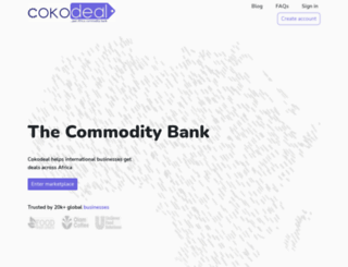 cokodeal.com screenshot