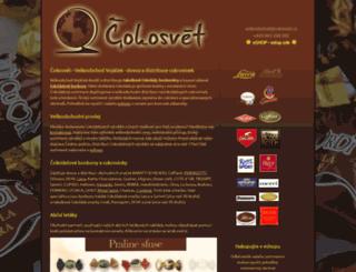 cokosvet.cz screenshot