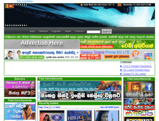 col3negs.info screenshot