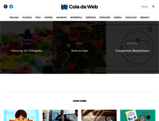 coladaweb.com screenshot
