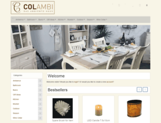colambi.com screenshot