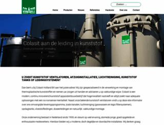 colasit.nl screenshot