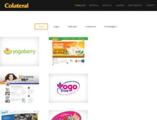 colateral.com.br screenshot