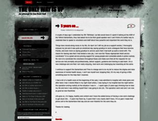 colchesterkev.wordpress.com screenshot
