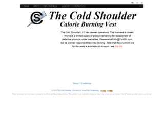 coldshoulderweightloss.com screenshot